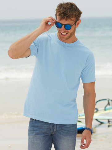 T-SHIRT VALUEWEIGHT 61036 GIROCOLLO UOMO