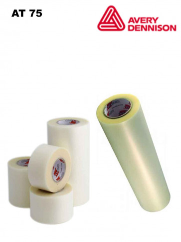 AT 75 APPLICATION TAPE TRASPARENTE PER INTAGLIO R-TAPE 145 MY