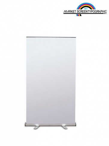 ROLL-UP  ESPOSITORE SILVER
