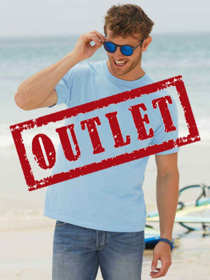 OUTLET T-SHIRT UOMO 61036 VALUEWEIGHT GR. 165 MANICA CORTA