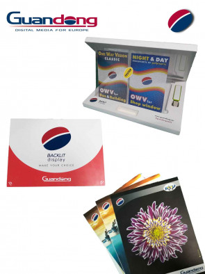 DISPLAY PUBBLICITARIO BACKLIT-BOX GUANDONG