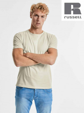 108M T-SHIRT UOMO AUTHENTIC RUSSELL