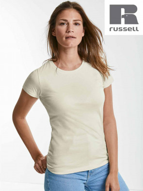 108F T-SHIRT DONNA AUTHENTIC RUSSELL