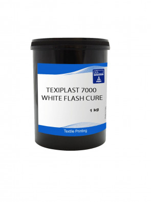 TEXIPLAST 7000 WHITE FLASH CURE